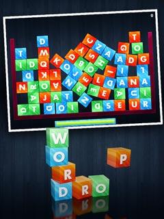 Image Word Drop